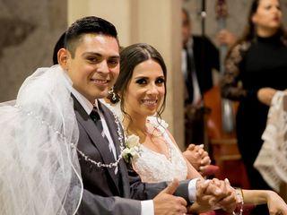 La boda de Cinthia y Alejandro