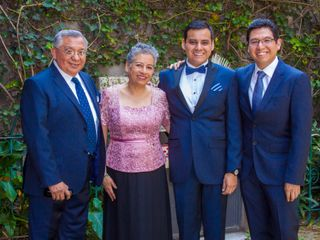 La boda de Andrea y Victor 1