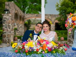 La boda de Andrea y Victor