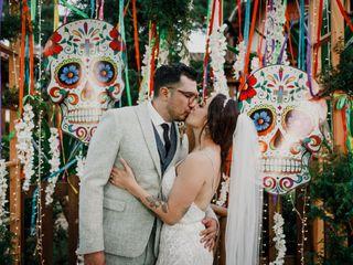 La boda de Sarah y Sergio