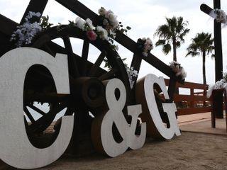 La boda de Gabriela y Caleb 3