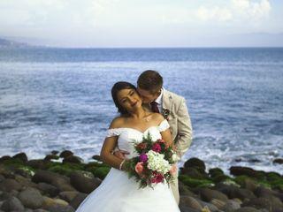 La boda de Gabriela y Caleb
