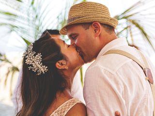 La boda de Marisol y Sven