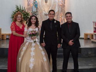 La boda de Yunuen y Kabir 1