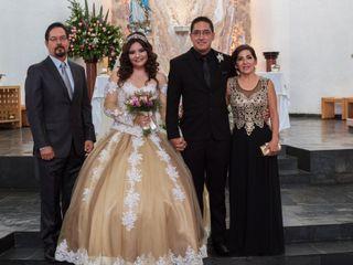 La boda de Yunuen y Kabir 2