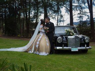La boda de Yunuen y Kabir