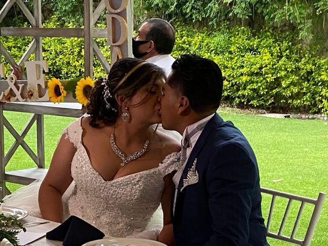 La boda de Enrique y Cristina en Naucalpan, Estado México 1