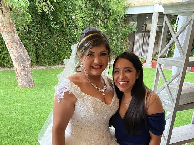 La boda de Enrique y Cristina en Naucalpan, Estado México 3