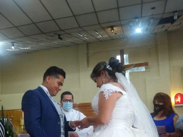 La boda de Enrique y Cristina en Naucalpan, Estado México 6