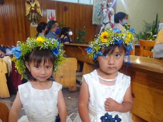 La boda de Enrique y Cristina en Naucalpan, Estado México 7
