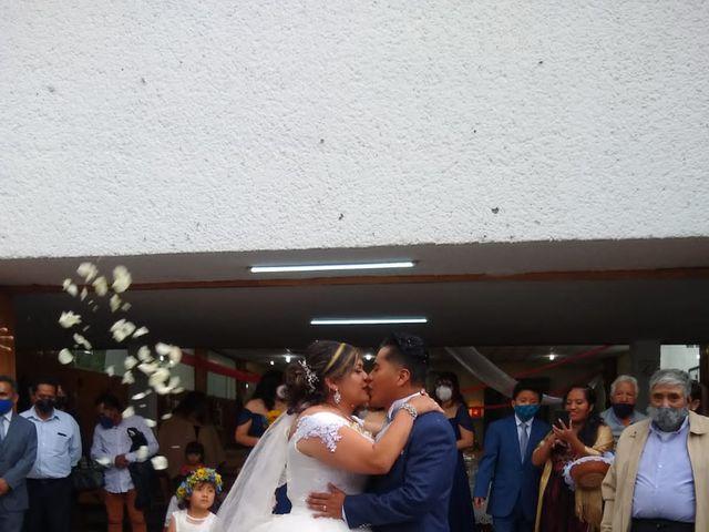 La boda de Enrique y Cristina en Naucalpan, Estado México 10