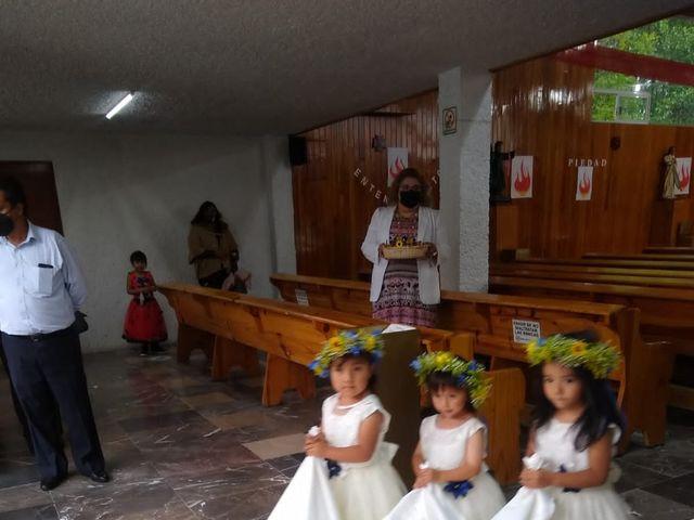 La boda de Enrique y Cristina en Naucalpan, Estado México 14