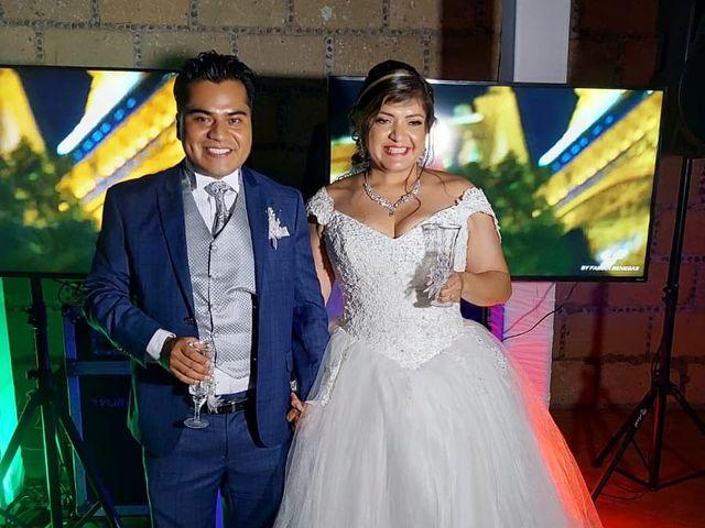 La boda de Enrique y Cristina en Naucalpan, Estado México 16