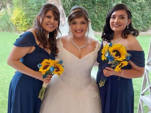 La boda de Enrique y Cristina en Naucalpan, Estado México 18
