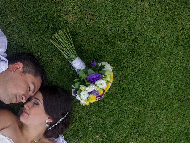La boda de Yuritzy y Erick