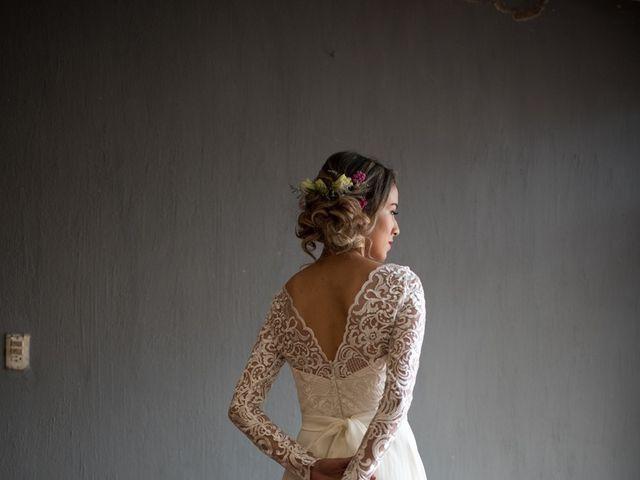 La boda de Erick Raya y Elena Pimentel en Morelia, Michoacán 8