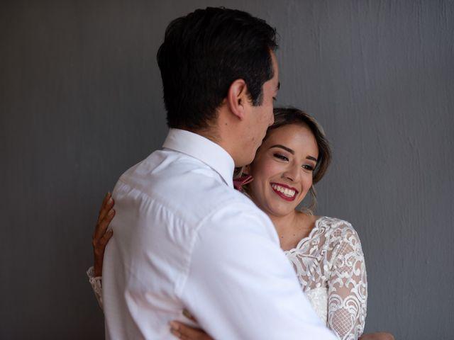 La boda de Erick Raya y Elena Pimentel en Morelia, Michoacán 11
