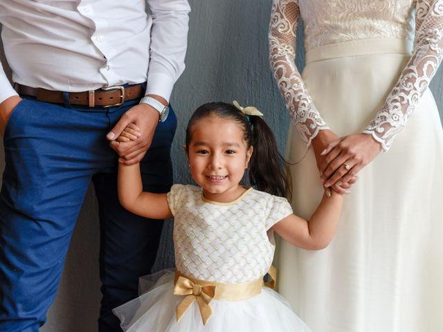 La boda de Erick Raya y Elena Pimentel en Morelia, Michoacán 1