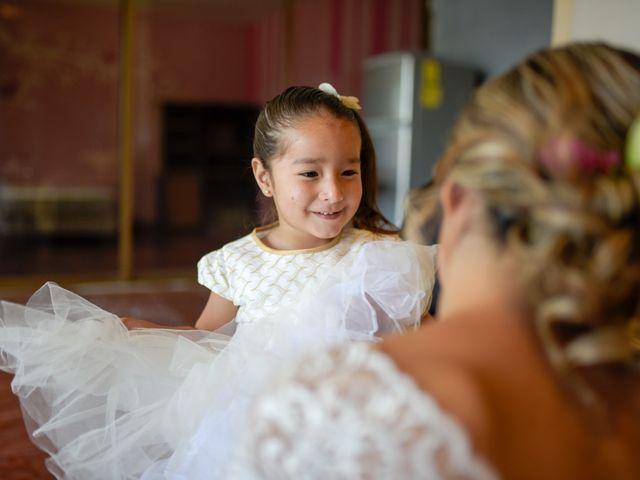 La boda de Erick Raya y Elena Pimentel en Morelia, Michoacán 17