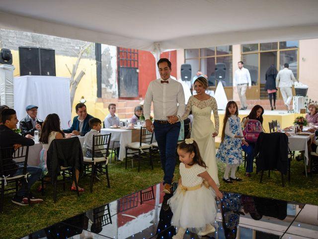 La boda de Erick Raya y Elena Pimentel en Morelia, Michoacán 21