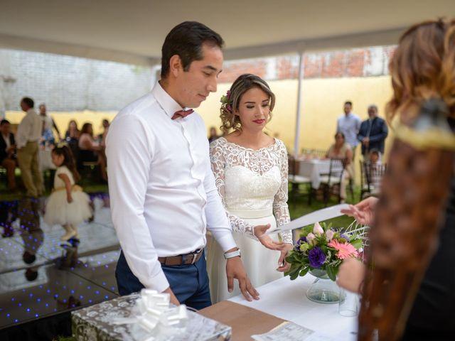 La boda de Erick Raya y Elena Pimentel en Morelia, Michoacán 22