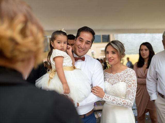 La boda de Erick Raya y Elena Pimentel en Morelia, Michoacán 30