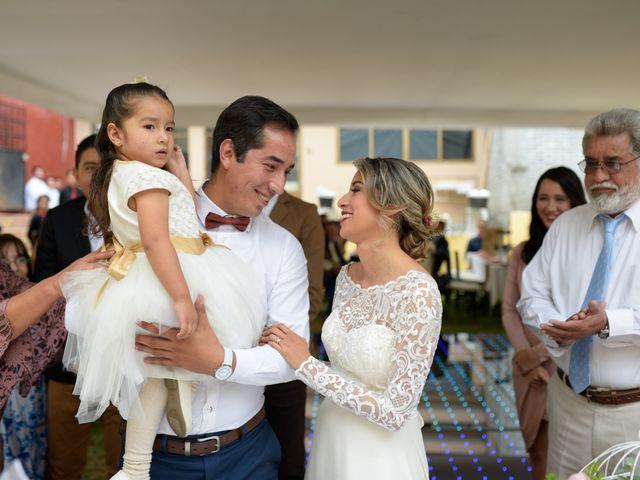 La boda de Erick Raya y Elena Pimentel en Morelia, Michoacán 31