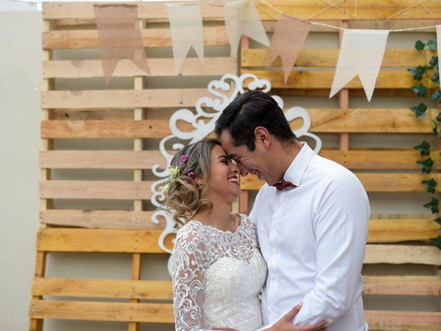 La boda de Erick Raya y Elena Pimentel en Morelia, Michoacán 33