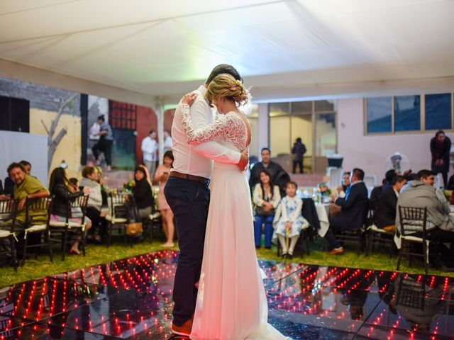 La boda de Erick Raya y Elena Pimentel en Morelia, Michoacán 35