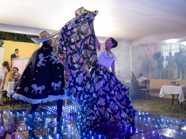 La boda de Erick Raya y Elena Pimentel en Morelia, Michoacán 44