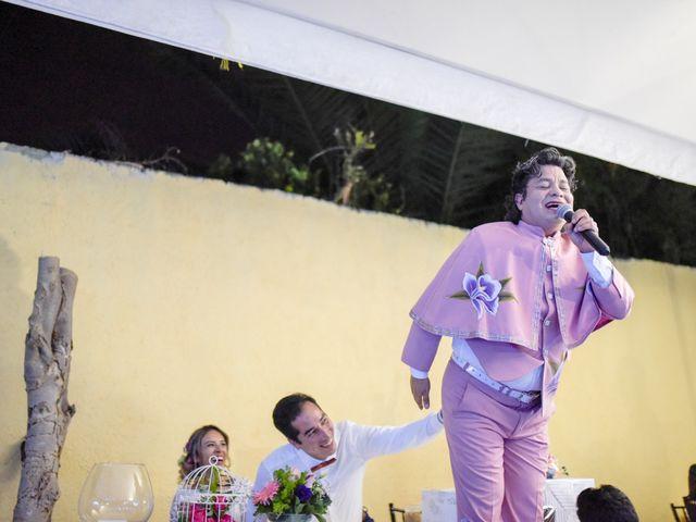 La boda de Erick Raya y Elena Pimentel en Morelia, Michoacán 45