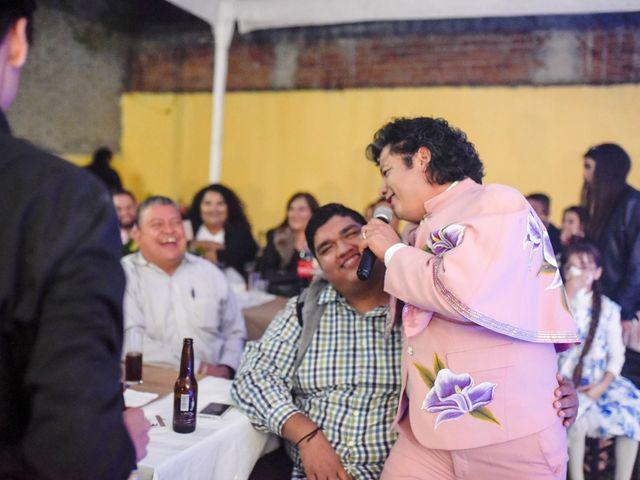 La boda de Erick Raya y Elena Pimentel en Morelia, Michoacán 47