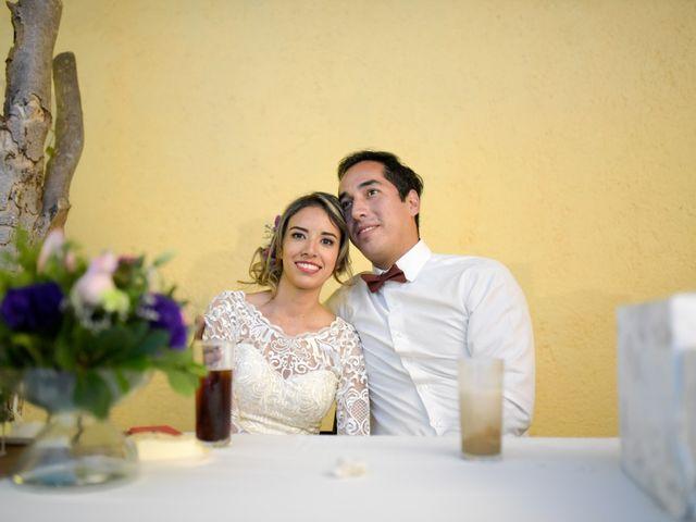 La boda de Erick Raya y Elena Pimentel en Morelia, Michoacán 48