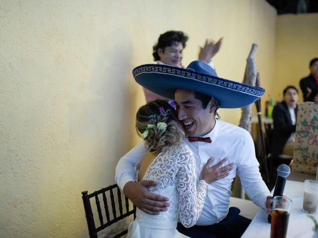 La boda de Erick Raya y Elena Pimentel en Morelia, Michoacán 50