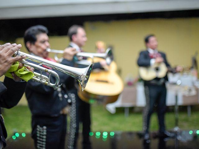 La boda de Erick Raya y Elena Pimentel en Morelia, Michoacán 53
