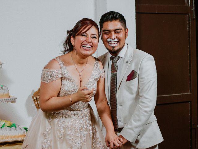 La boda de Belén y Jairo