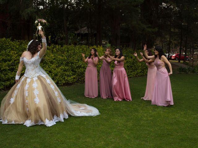 La boda de Kabir y Yunuen en Morelia, Michoacán 4
