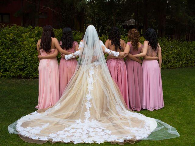 La boda de Kabir y Yunuen en Morelia, Michoacán 6