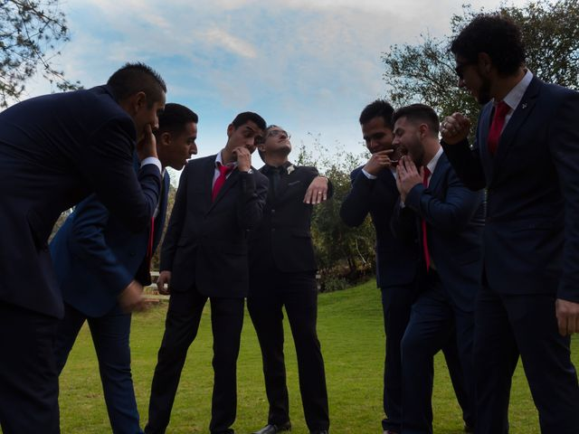 La boda de Kabir y Yunuen en Morelia, Michoacán 7