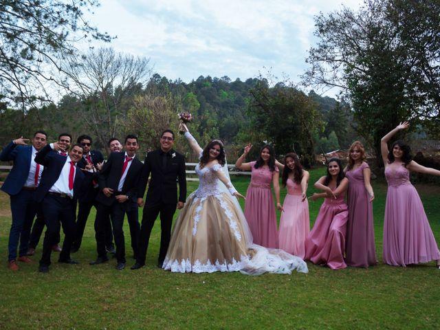 La boda de Kabir y Yunuen en Morelia, Michoacán 8