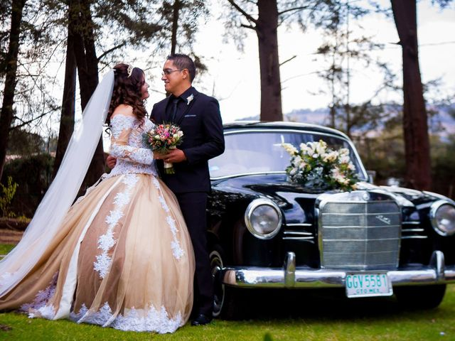 La boda de Kabir y Yunuen en Morelia, Michoacán 15