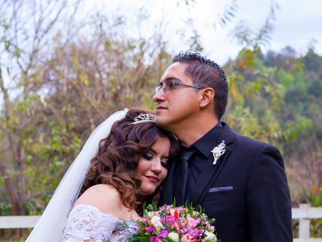 La boda de Kabir y Yunuen en Morelia, Michoacán 16