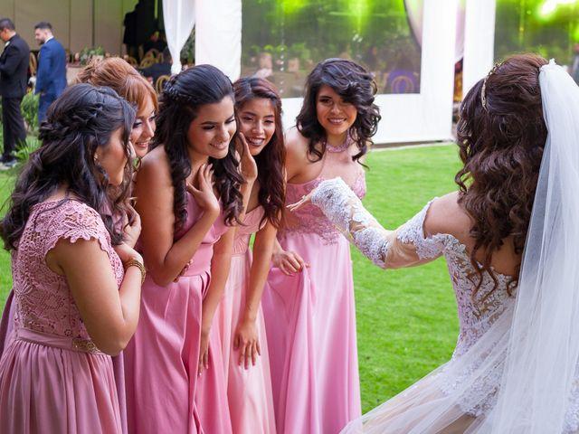 La boda de Kabir y Yunuen en Morelia, Michoacán 28