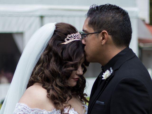 La boda de Kabir y Yunuen en Morelia, Michoacán 35