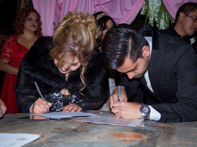 La boda de Kabir y Yunuen en Morelia, Michoacán 41