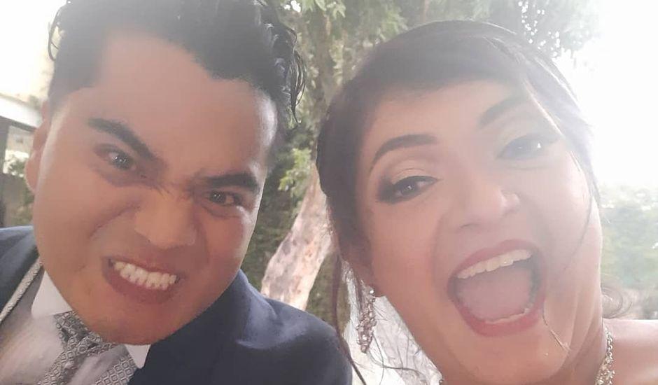 La boda de Enrique y Cristina en Naucalpan, Estado México