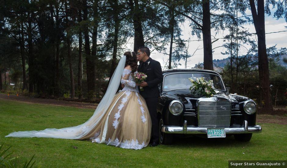 La boda de Kabir y Yunuen en Morelia, Michoacán