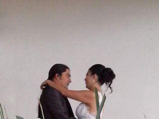 La boda de Karla y José María  1