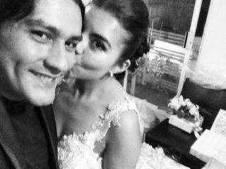 La boda de Karla y José María  2
