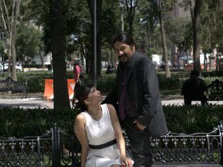 La boda de Karla y José María
